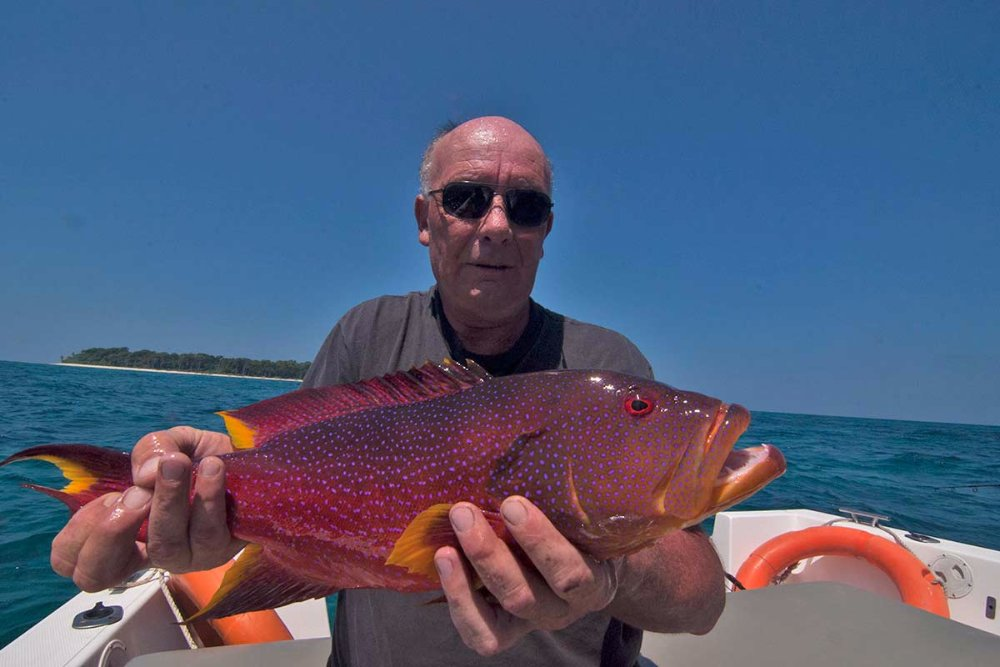Fishing Season in the Andamans has started