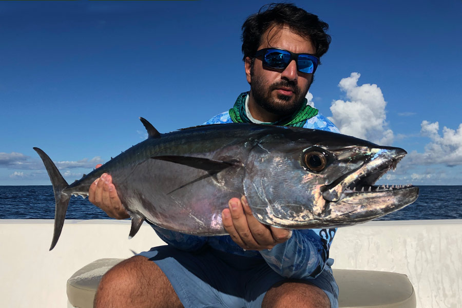 Big GT's, Grouper and Giant Barracuda set off 2018-19